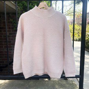 ASOS Ultimate High Neck, Boxy, Chunky Sweater